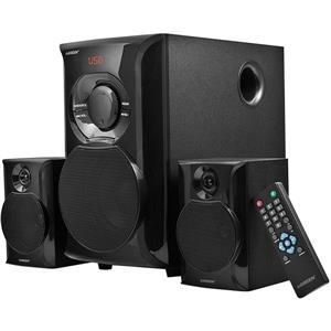 Green GS325-R 25W 2.1 Speaker